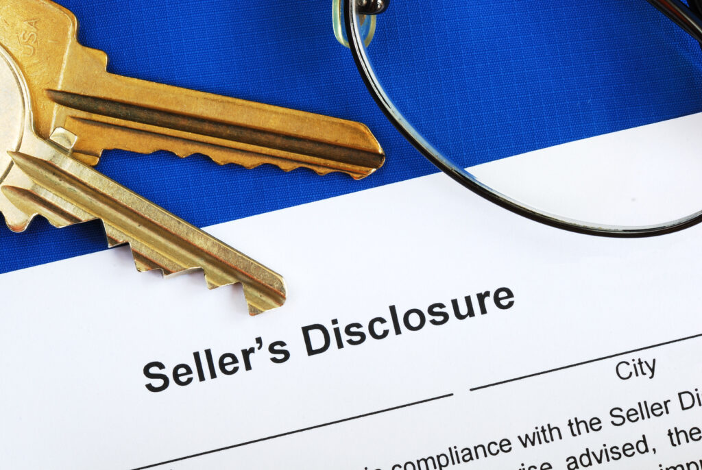 The Importance of Real Estate Disclosures