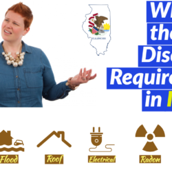 What are the seller disclosure requirements in Illinois