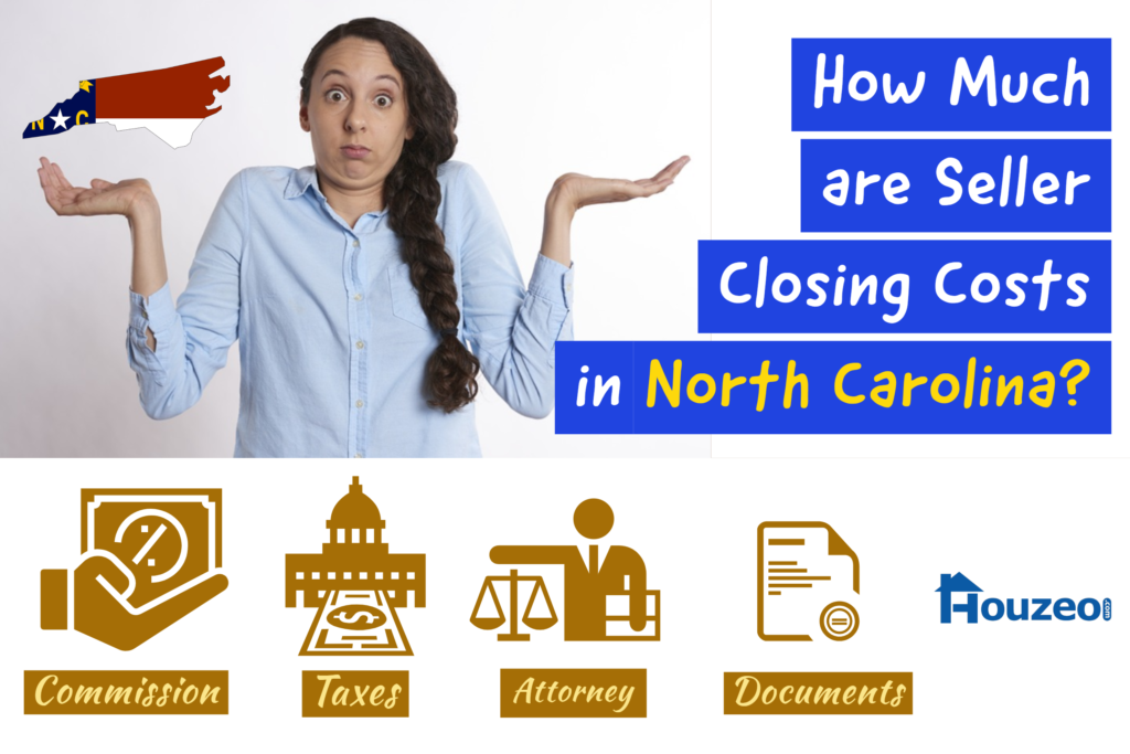 What are Seller Closing Costs in North Carolina?
