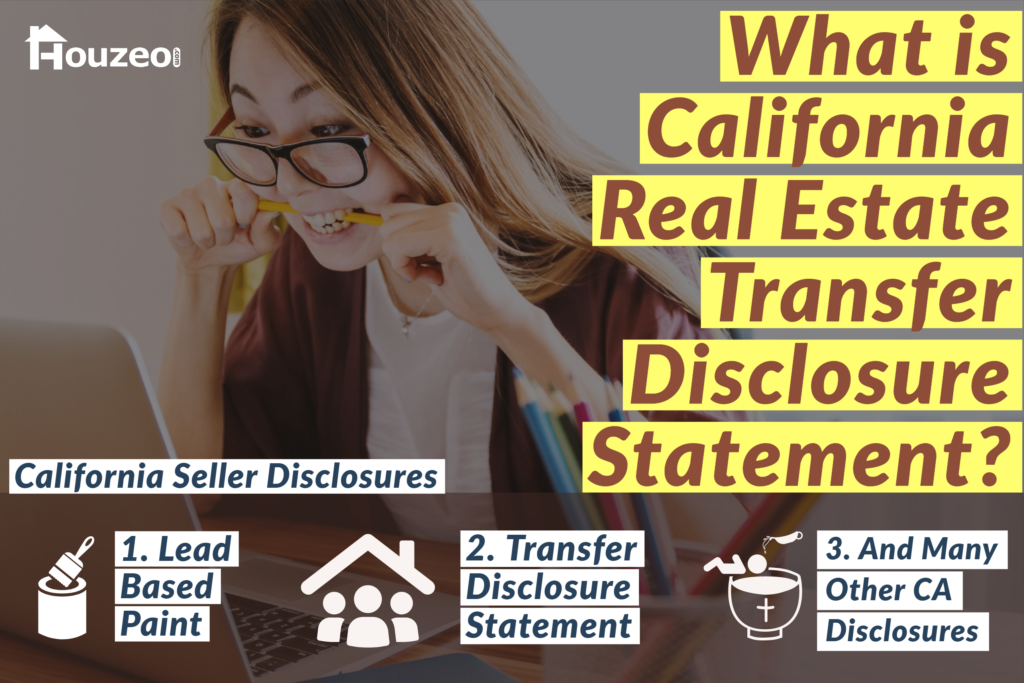 What are seller disclosure requirements in California