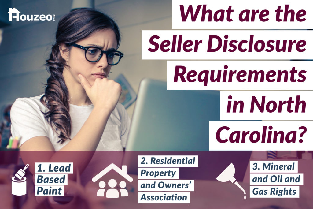 What are the Seller Disclosure Requirements in North Carolina?