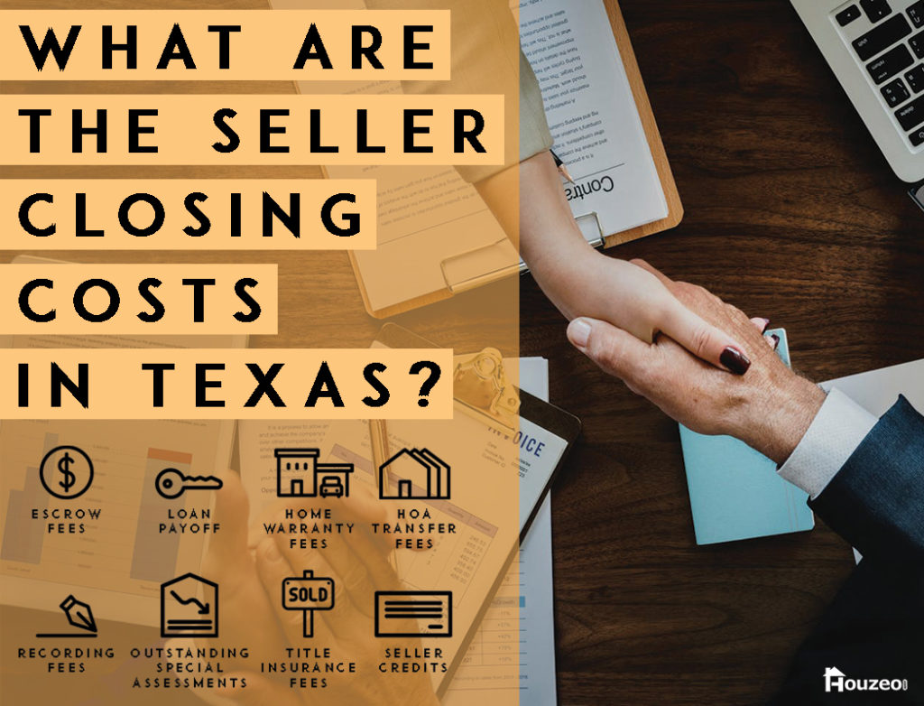 What Are The Seller Closing Costs in Texas?
