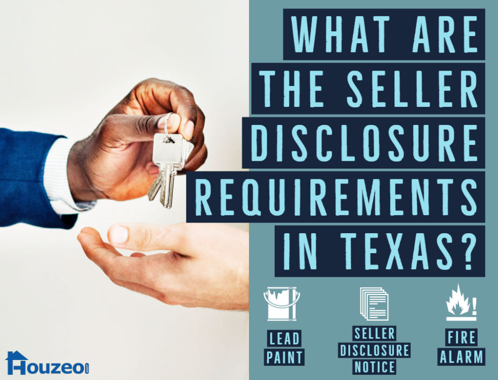 What are the Seller Disclosure Requirements in Texas?
