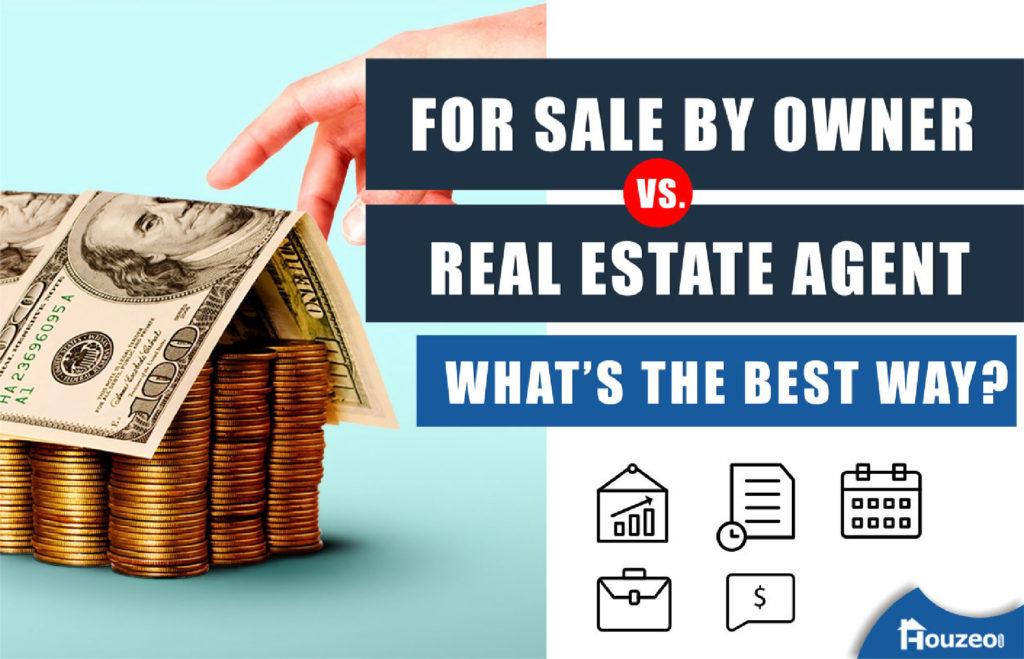 fsbo vs. real estate agent