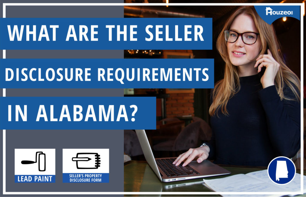 seller disclosure requirements in alabama