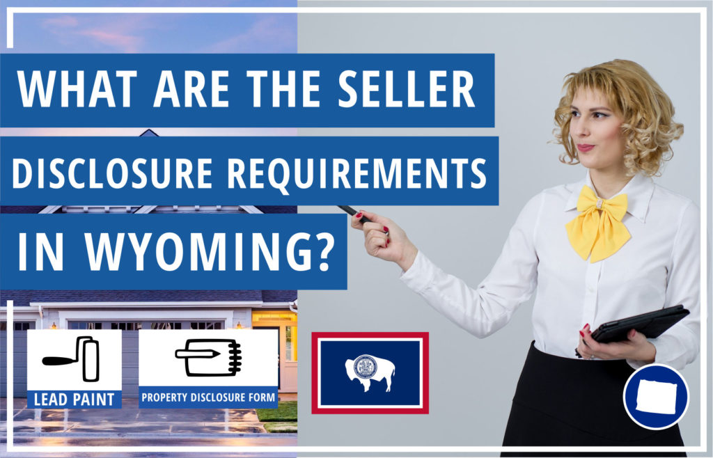what are the seller disclosure requirements in wyoming