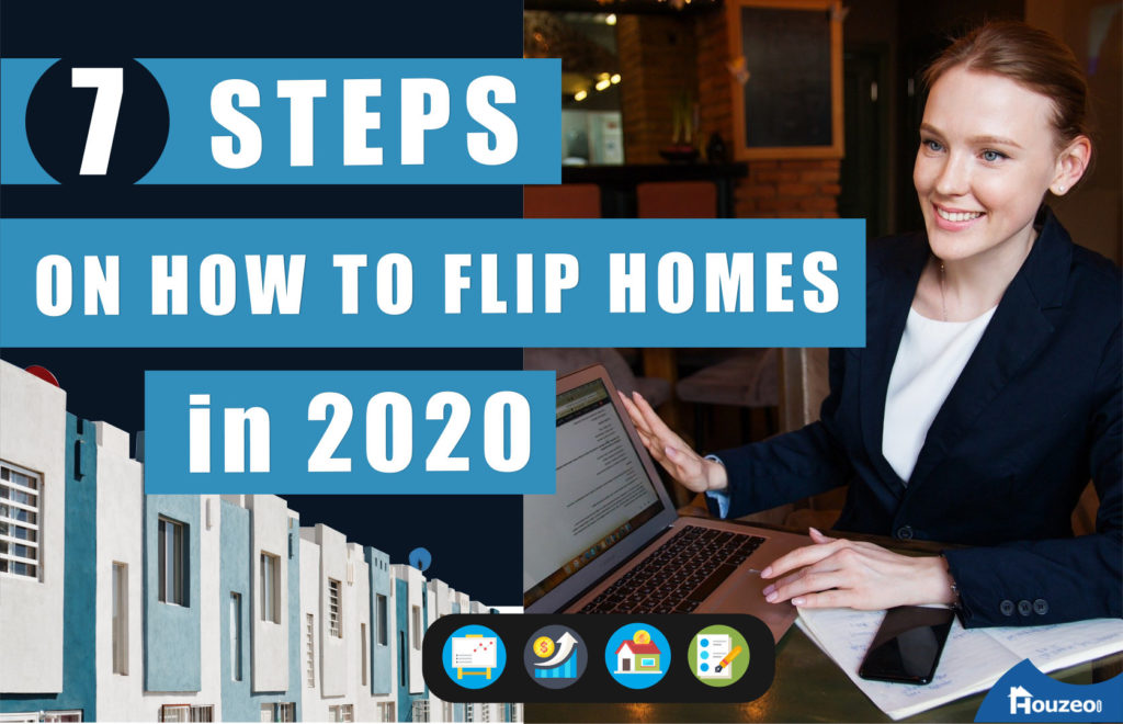 seven steps on how to flip a house in 2020