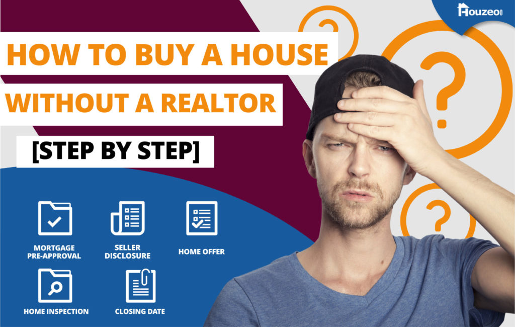 how to buy a house without a realtor step by step