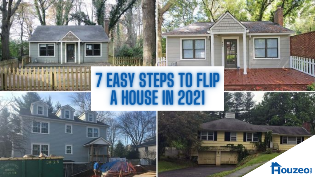 7 easy steps to flip a house in 2021