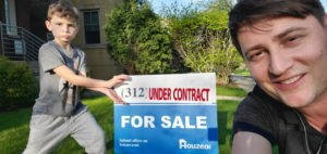 One of the home sellers who have listed their home on Houzeo