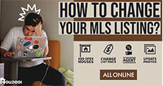 How to Change Your MLS Listing Including Adding Open Houses… All Online!
