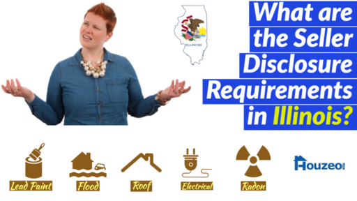 What are various seller disclosures in Illinois?