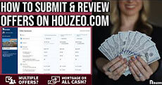 Houzeo - How to Submit & Review Offers on Houzeo.com